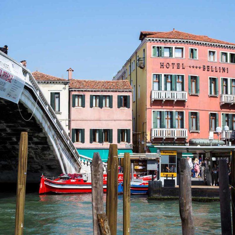 Hotel Bellini Esterno