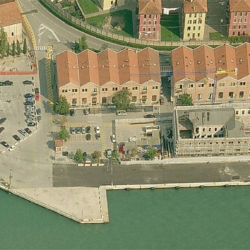 JLT Porto di Venezia dall'alto