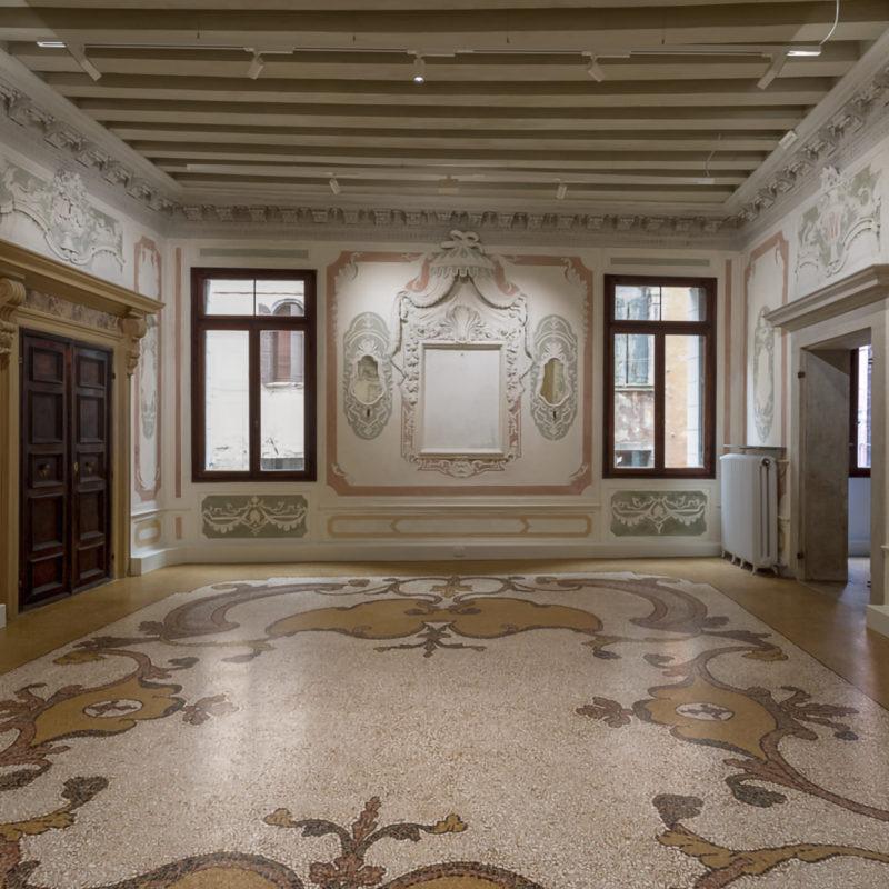 Palazzo Bonvici interno