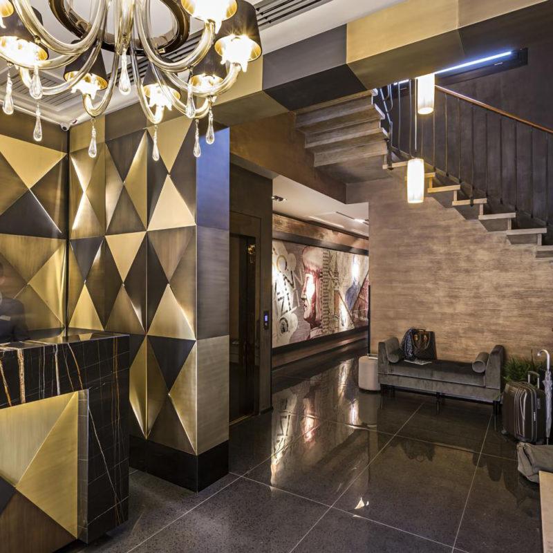 Venice Times Hotel Reception